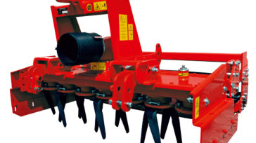 PROSOIL S PTO, three point linkage