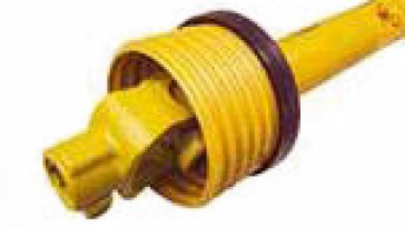 PTO shaft with cam clutch